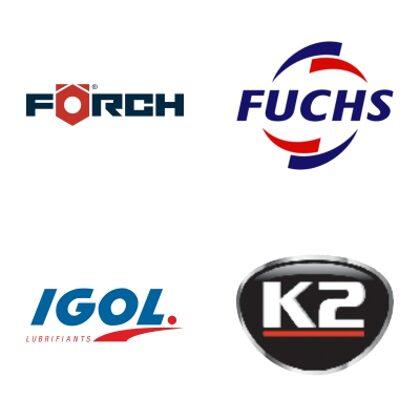 FORCH, FUCHS, IGON, K2