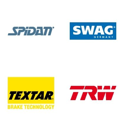 SPIDAN, SWAG, TEXTAR, TRW