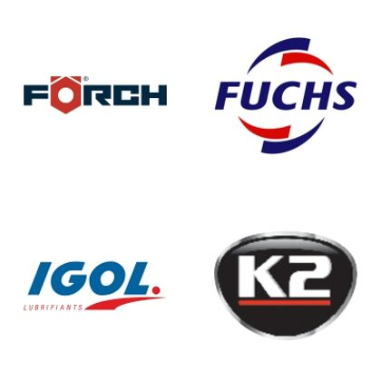 FORCH, FUCHS, IGON, K2